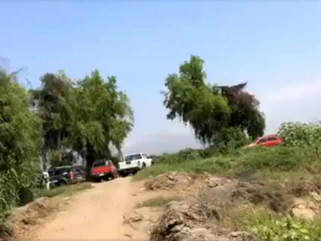 La Libertad: hallan cinco cuerpos con impactos de bala en cultivos de caña
