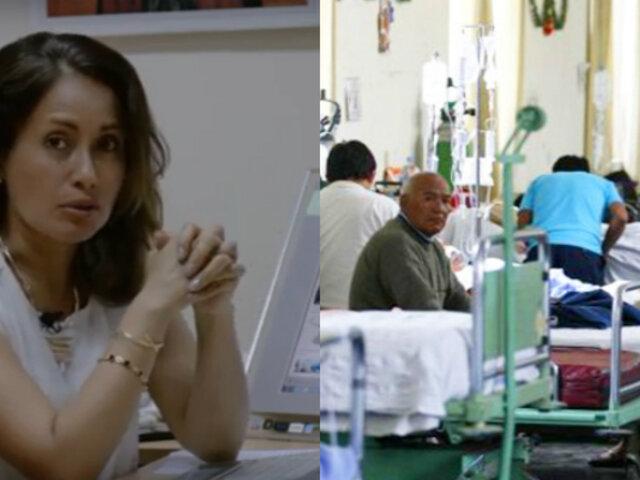 Elizabeth Zea: acceso universal a la Salud requiere de una implementación progresiva
