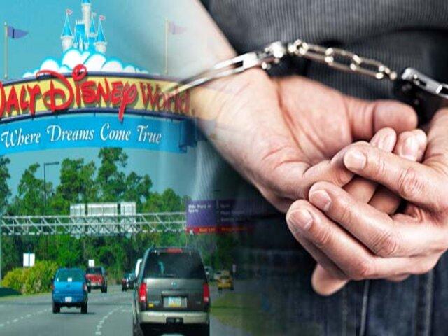 EEUU: sujeto es detenido tras hallazgo de los cuerpos de su esposa e hijos en Disney