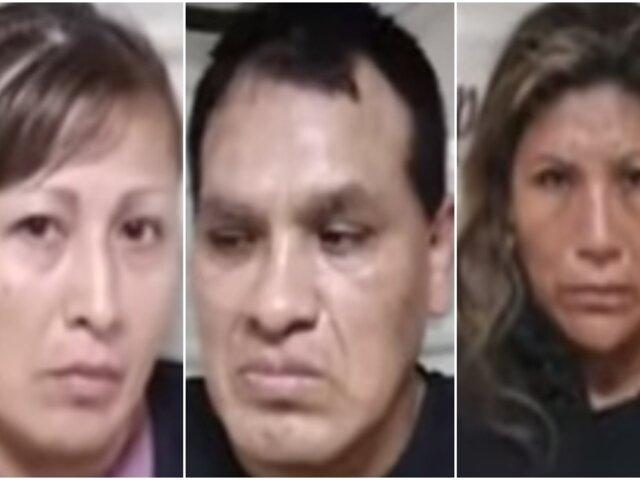 Ate: desarticulan banda que explotaba sexualmente a mujeres