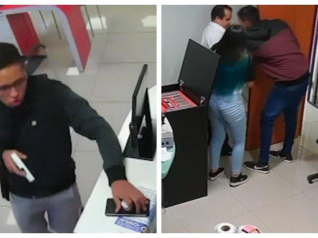 Carabayllo: capturan a sujetos implicados en asalto a óptica