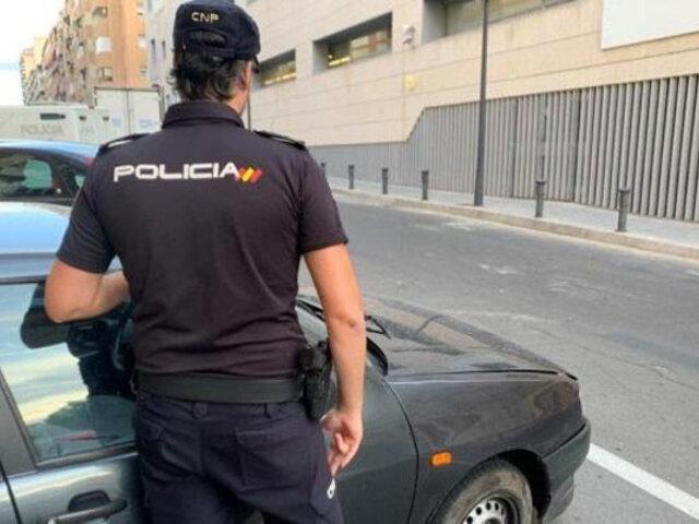 Hombre fallece de un infarto en la vía pública y ladrones se llevan su ropa y billetera