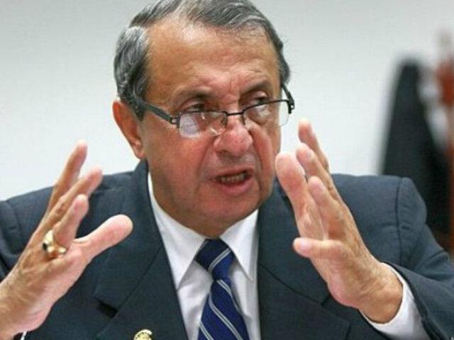 """Mora llama desleal a Julio Guzmán y lo acusa de hacer """"despotricar"""" en su contra al Partido Morado"""