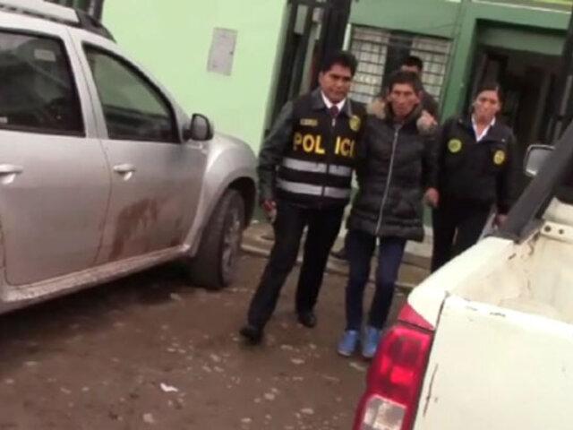 Cusco: detienen a hombre por acosar a menor que vendía caramelos en la vía pública