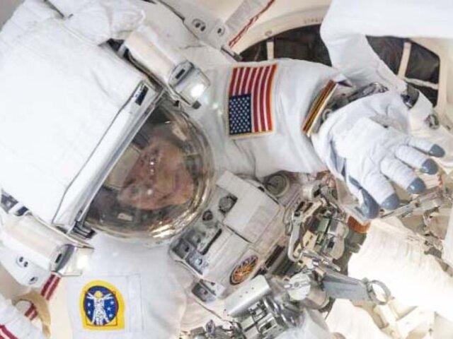 La NASA realiza la segunda salida espacial femenina