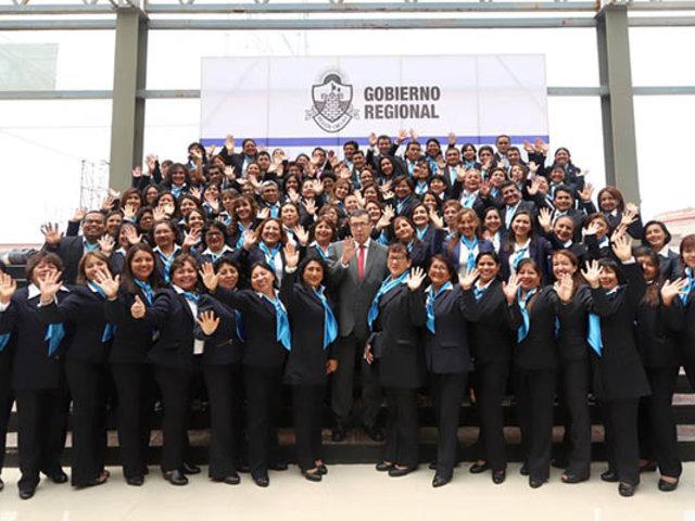 Callao: 92 profesores estudiarán becados en universidad de España
