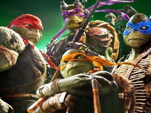 Tortugas Ninja: Netflix prepara serie de acción real para el 2021