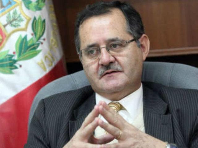 Marco Falconí quedó fuera de la Junta Nacional de Justicia