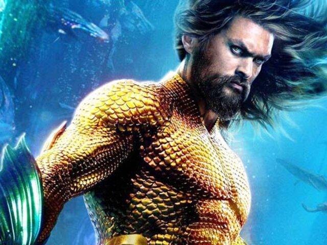 Aquaman tendrá su propia serie animada: