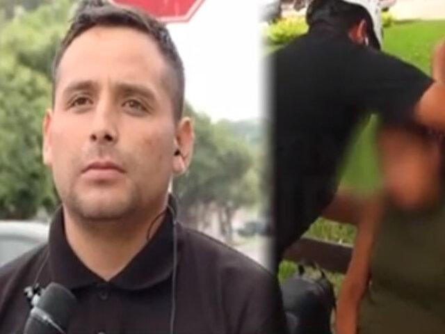 """Taxista acusado de dopar a pasajera: """"No me voy a esconder, no he hecho nada malo"""""""