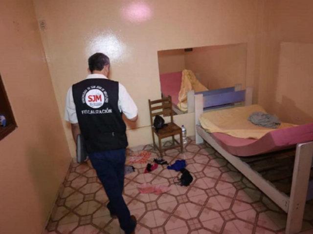 SJM: municipio clausuró más de 500 hostales