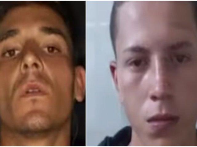 Lurín: efectivos del Serenazgo capturan a dos delincuentes extranjeros tras persecución
