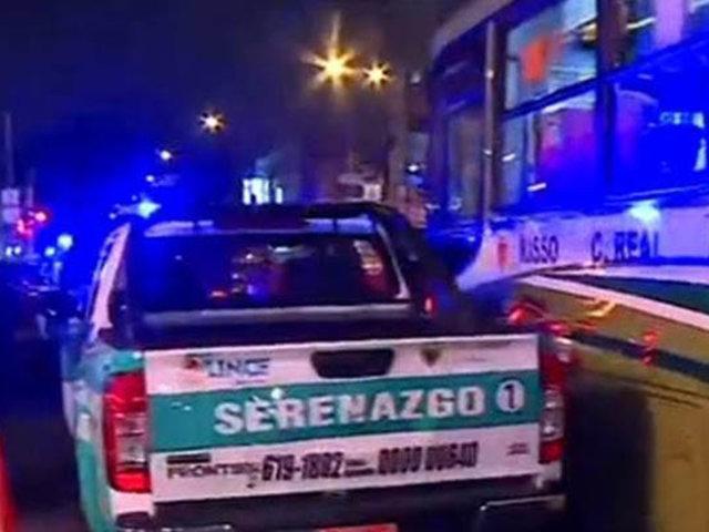 Detienen a más de 30 personas durante megaoperativo en Lince