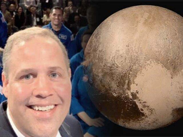Director de NASA vuelve a considerar a Plutón como un planeta