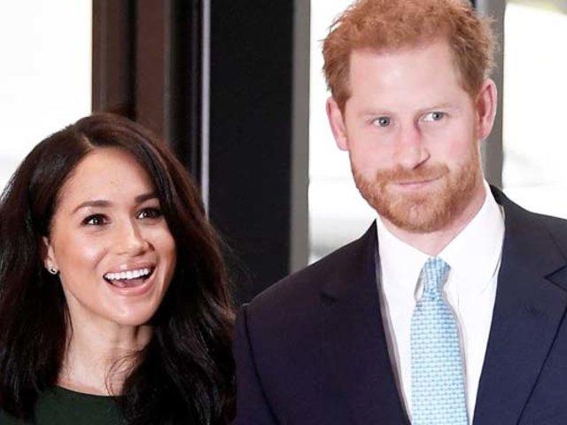 El Príncipe Harry y Meghan Markle ya no serán miembros de la familia real británica