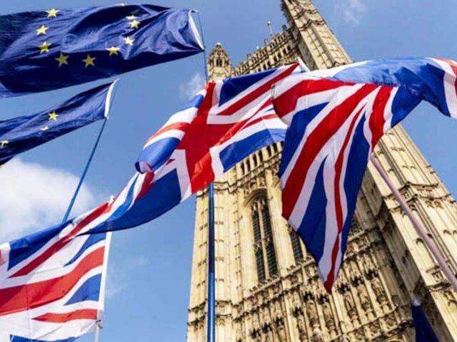Reino Unido anuncia celebraciones por el Brexit para el 31 de enero