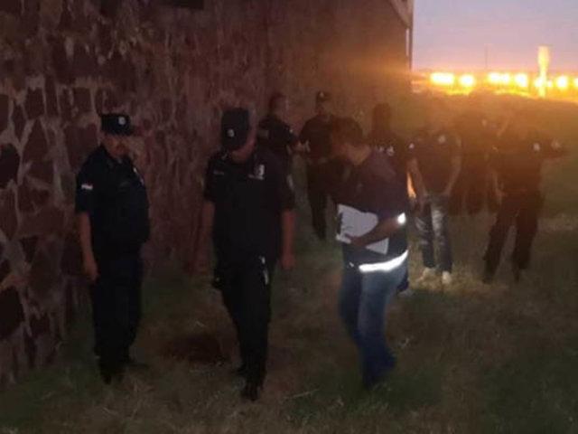 Más de 90 presos escaparon de una cárcel en Paraguay