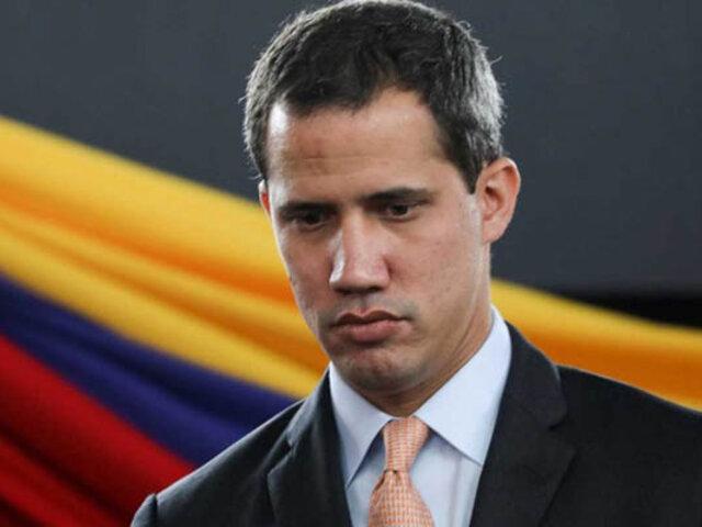 Juan Guaidó viajó a Colombia para hablar con Secretario de Estado de EEUU