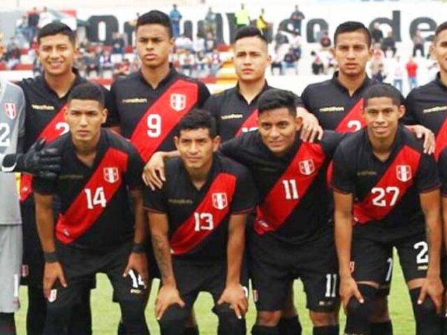Selección Peruana Sub 23 enfrentará a Brasil en su debut en el Torneo Preolímpico