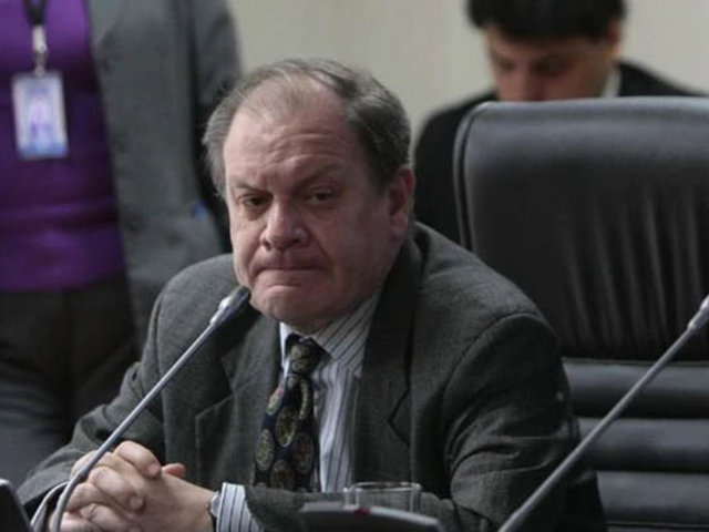 Guillermo Thornberry juró como miembro de la JNJ en reemplazo de Falconí