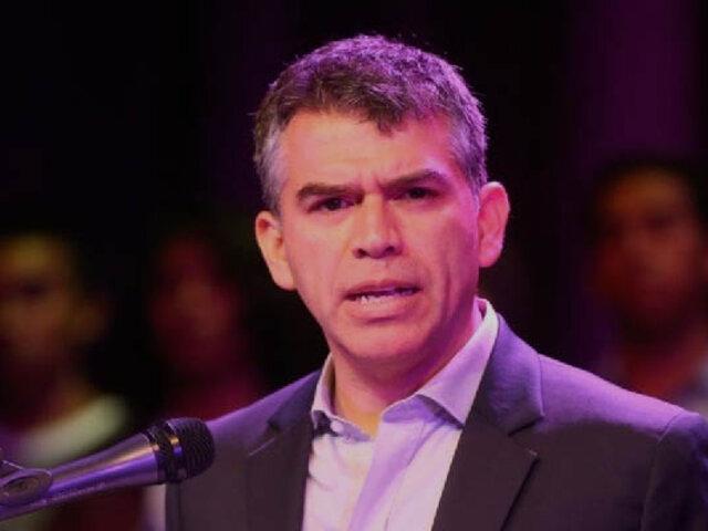 Elecciones 2021: Partido Morado firma acuerdo político con Fuerza Ciudadana