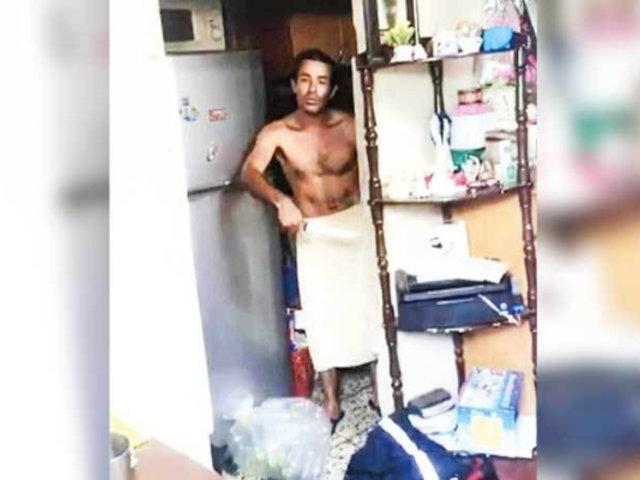 Callao: sujeto amenazó con volar casa de su madre con balón de gas