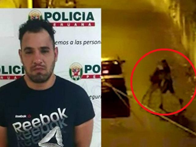 """Mujer agredida por pareja en Surco: """"Era una persona manipuladora y siempre me maltrataba"""""""