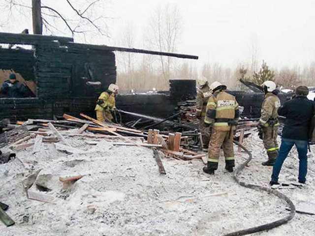 Rusia: voraz incendio en un aserradero deja 11 muertos