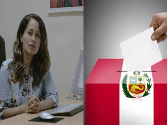 Elizabeth  Zea: Candidatos al congreso presentan propuestas demagogas  y oportunistas