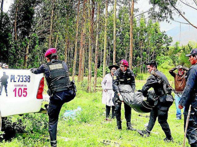 La Libertad: cuerpo desmembrado de hombre fue hallado por pobladores de Laredo