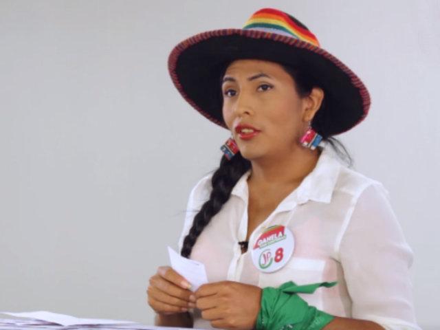 Gahela Cari respalda el aborto legal para acabar con muerte de mujeres