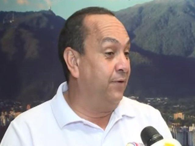 Óscar Pérez a favor de la creación de brigada especial para combatir a 'delincuentes venezolanos'