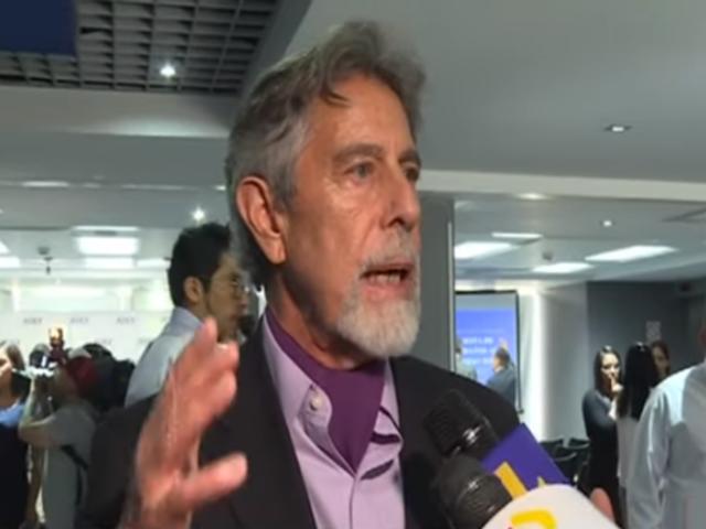 Dirigentes del Partido Morado mostraron su respaldo a Julio Guzmán