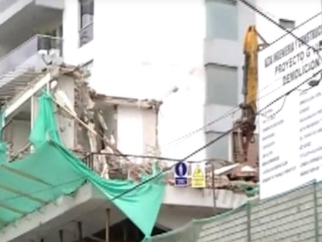 Surco: Vecinos de 'Cerros de Camacho' en contra de construcción de nuevo edificio