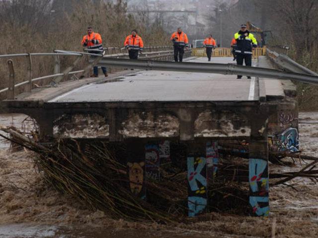 Temporal Gloria: ascienden a seis los muertos en el este de España