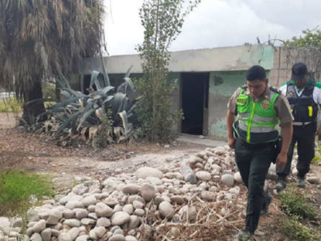 Arequipa: mujer hallada en casa abandonada murió por intoxicación alcohólica