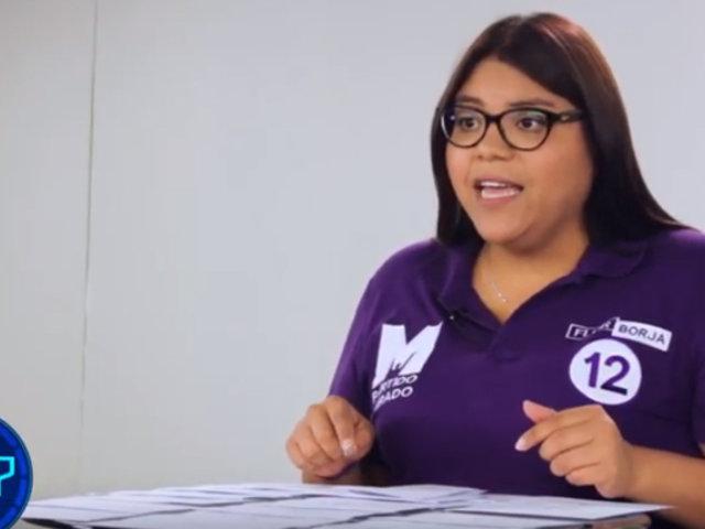 """Flor Borja: """"necesitamos que los niños se eduquen con una visión de igualdad"""""""