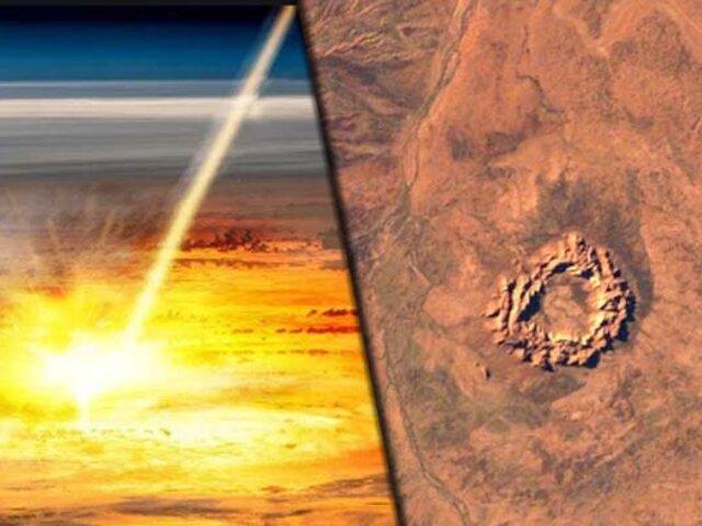 Hallan el cráter del impacto más antiguo en la Tierra