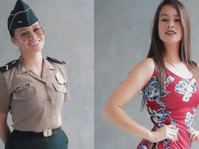 Jossmery Toledo solicitó a la Policía su pase al retiro tras escándalo por video de Tik Tok