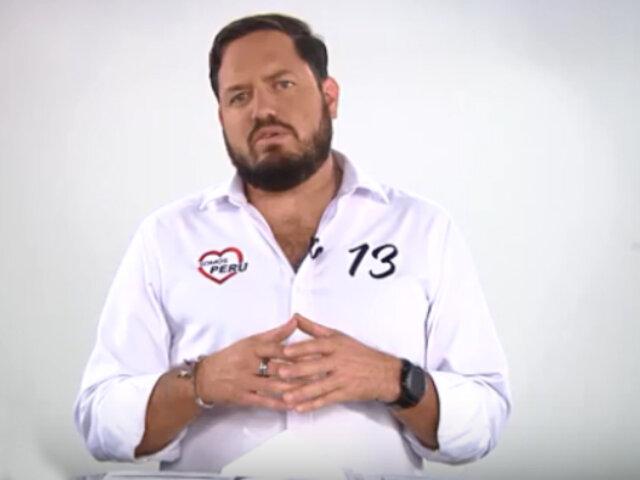 """Gustavo Cesti: """"Tenemos que generar mayor igualdad en el país"""""""