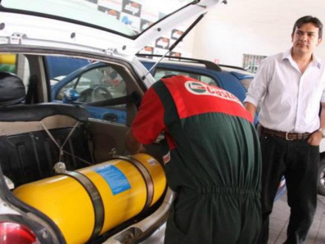 SJL: delincuentes robaron diversos objetos de taller de conversión a gas vehicular