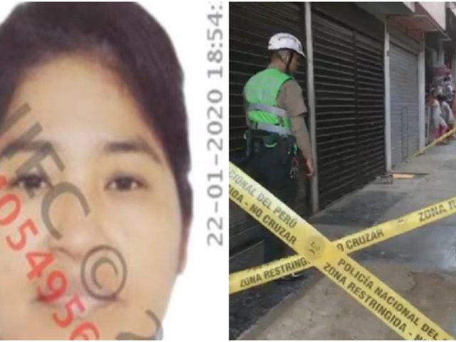 Los Olivos: fallece mujer que fue baleada por su expareja en puesto de mercado