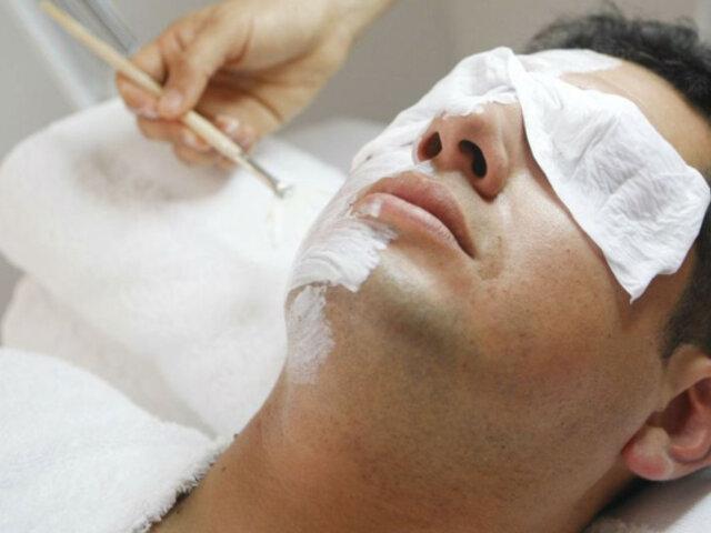 Un 35% de hombres peruanos gasta en productos de belleza