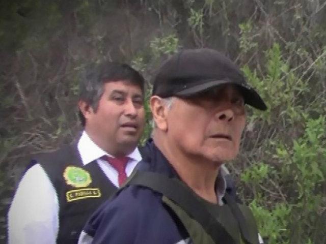 """""""Quería tener mellizos con ella"""", la confesión del anciano que asesinó a venezolana"""