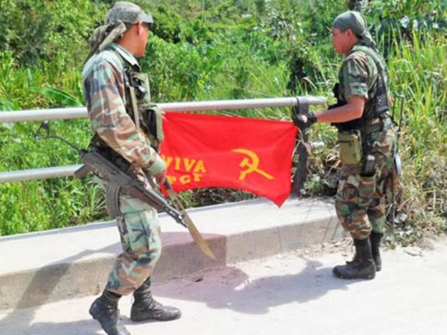 Vraem: narcoterroristas piden a pobladores manifestarse contra las elecciones