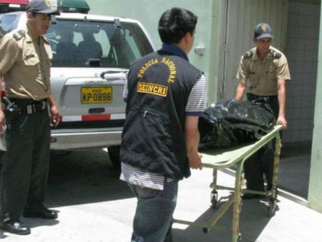 Áncash: hallan cadáver de padre de familia reportado como desaparecido hace más de 10 días