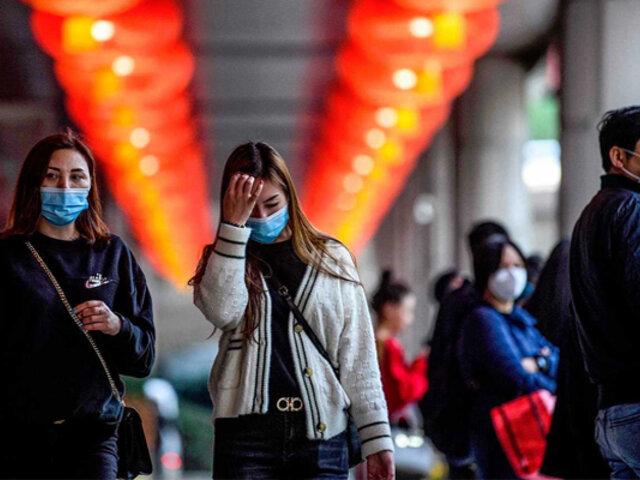 Coronavirus llegó a Italia: hospitalizan a cantante que se habría contagiado en Wuhan