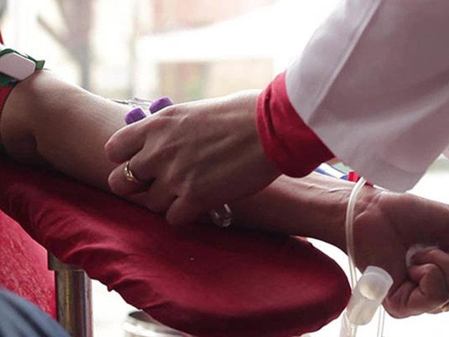 Tragedia en VES: personas siguen donando sangre y plaquetas