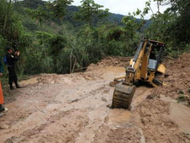 San Martín: inundaciones dejan dos menores fallecidos