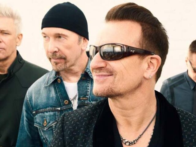U2 ganó más de 73 millones de dólares con solo 15 conciertos